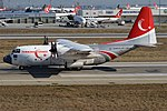 Turkish Air Force, ETI-189, Lockheed C-130E Hercules (46913223724).jpg