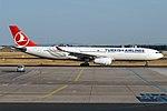 Turkish Airlines, TC-LOC, Airbus A330-343 (44341897232).jpg