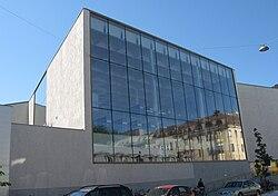 Turun kaupunginkirjasto pääkirjasto turku