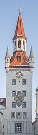 Turm vom Alten Rathaus, München, Deutschland.jpg