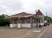 Tuscaloosa Alabama Amtrak Station