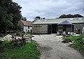 Tyneham Farm - the History Barn - geograph.org.uk - 1521852.jpg