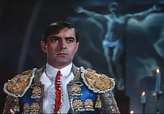 Blood and Sand (1941 film) - Image: Tyrone Power in Blood and Sand trailer