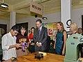 U.S. Ambassador Daniel Kritenbrink and U.S. Consul General Mary Tarnowka visit the Maker Innovation Space in Danang (38279344702).jpg