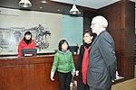 U.S. Ambassador David Shear visits the National Library (6639661373).jpg