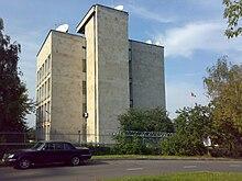 Посольство ОАЭ в Москве (ул. Улофа Пальме, д. 4) .