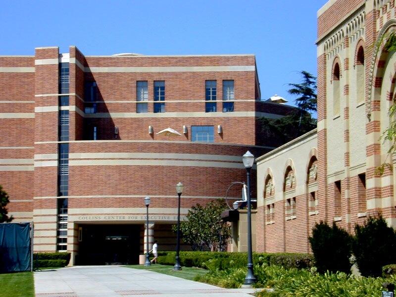 UCLA Anderson School Collins Center