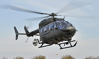 Airbus Group, Inc. - The UH-72A Lakota Light Utility helicopter is flown by the U.S. Army and U.S. Navy