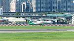 UNI Air ATR 72-600 B-17002 Taking off from Taipei Songshan Airport 20160821.jpg