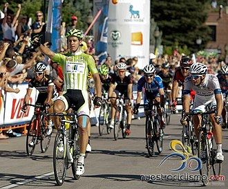 2013 Tour of California - Peter Sagan is pictured here at the 2013 USA Pro Cycling Challenge.