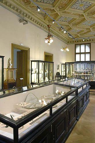 Museum of Decorative Arts in Prague - The Treasury