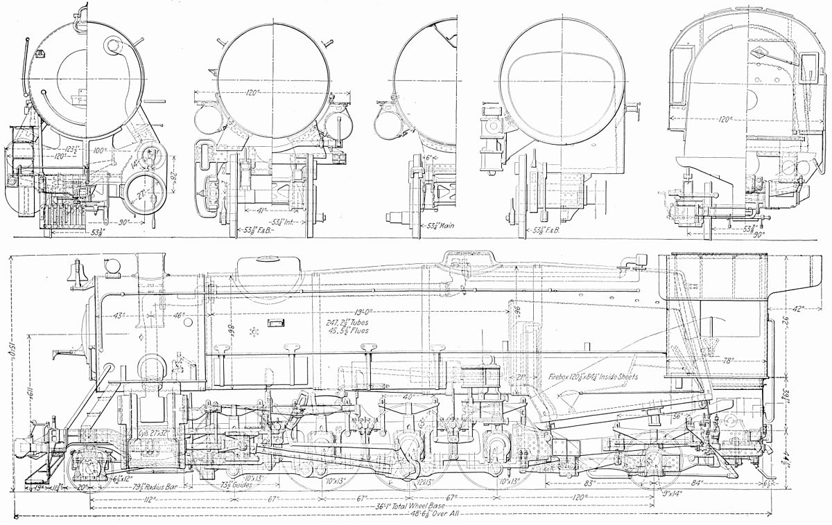 Usra Heavy Mikado Wikipedia 5500 Wiring Diagrams Free Image About Diagram And Schematic