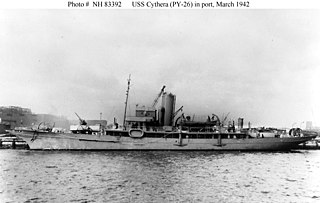 USS <i>Cythera</i> (PY-26)