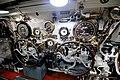 USS Bowfin - Steering (8327552968).jpg