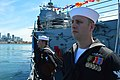 USS Chosin arrives Sydney for International Fleet Review 131004-N-PW168-0004.jpg