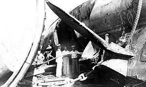 USS F-4 1913