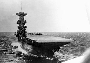 USS Saratoga (CV-3) launches TBDs 1941.jpg