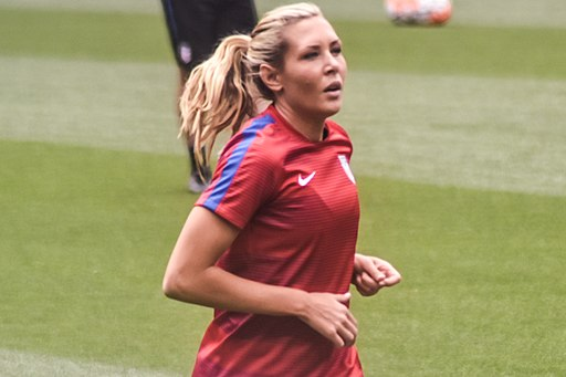 USWNT vs. Japan Allie Long (27420636701)