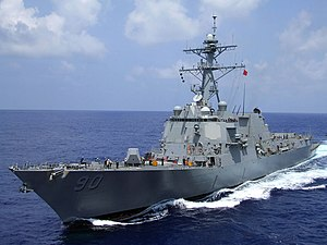 US Navy 070412-N-5806R-098 Guided missile destroyer USS Chafee (DDG 90).jpg
