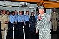 US Navy 091126-N-9760Z-005 Gen. David H. Petraeus visits USS Nimitz on Thanksgiving Day, 2009.jpg