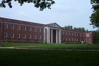 University of Tennessee at Martin - Hall-Moody Administration Building