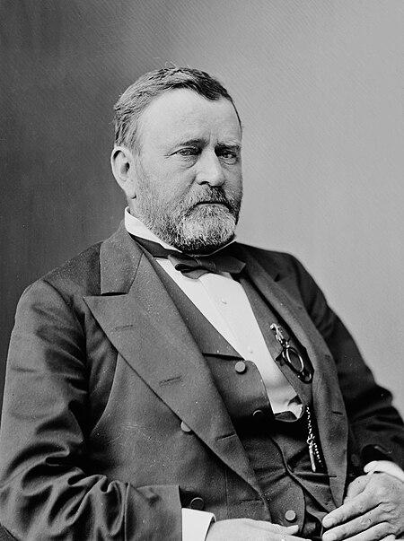 Ulysses S. Grant | Image via Wikimedia.org