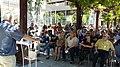 Un parque de Ciudad Lineal homenajea a periodistas asesinados en conflictos armados 01.jpg