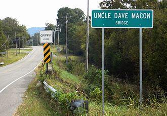 Uncle Dave Macon - Uncle Dave Macon Bridge