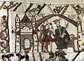 Unidentified artists - The Bayeux Tapestry - Initial scene - WGA24159.jpg