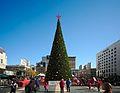 Union Square, San Francisco December 2016 ground level.jpg