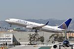 United Airlines, Boeing 737-824(WL), N54241 - LAX (19608768886).jpg