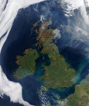 March 2012 United Kingdom heat wave - Image: United Kingdom 26 March 2012