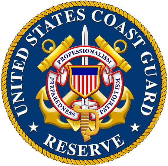 United States Coast Guard Reserve emblem