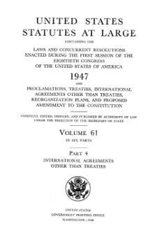 United States Statutes at Large Volume 61 Part 4.djvu