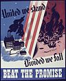 United we stand. Divided we fall. Beat the Promise - NARA - 534546.jpg