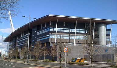 University of South Wales, Newport city centre campus.jpg