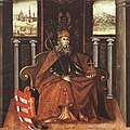 Unknown painter - Saint Ladislaus, King of Hungary - WGA23847.jpg