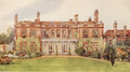 Upton House Drawing by Mary Lister.png