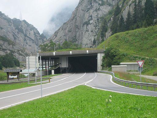 Urnerloch 2007