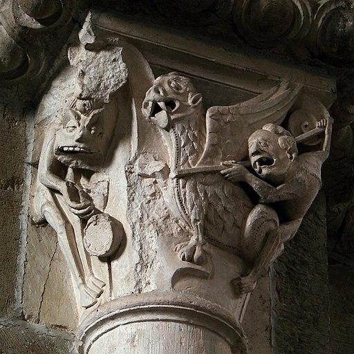 Vézelay Nef Chapiteau 230608 18