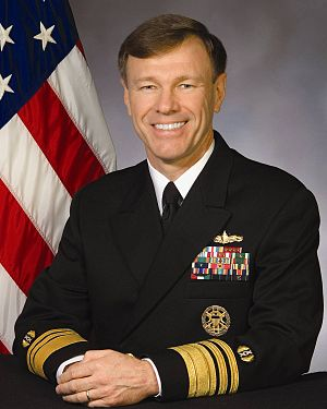 James W. Houck - Vice Admiral James W. Houck, USN (Ret.) 41st Judge Advocate General of the Navy