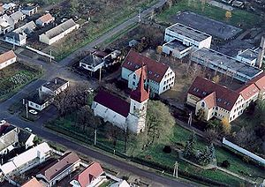 Vaja - Vaja - aerial view