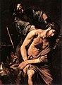 Valentin de Boulogne, Crowning with Thorns.jpg