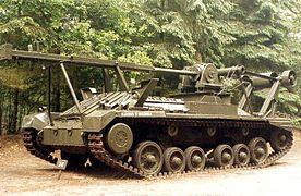 Außergewöhnlich Valentine Bridgelayer (without Bridge) Overloon War Museum, 1987