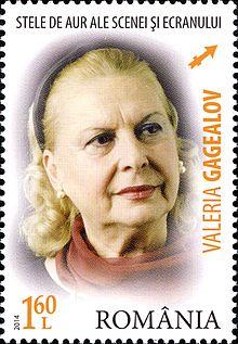 Valeria Gagealov 2014 Romania stamp.jpg