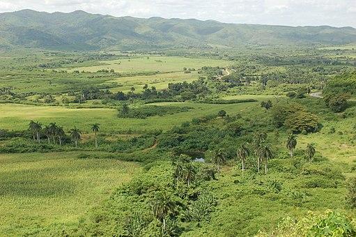 Valle de los Ingenios. Trinidad.Cuba
