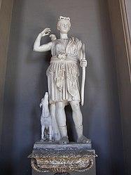Vatican Museum Diana statue.jpg