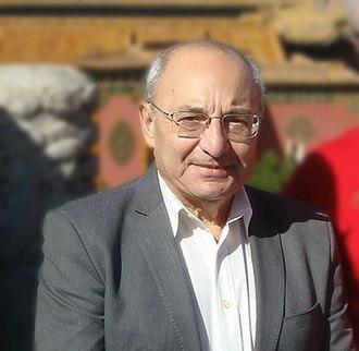 Vazgen Manukyan - Image: Vazgen Manukyan