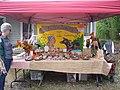 Vegan Foods Vendor, Cameron Antiques Fair, October 2019.jpg