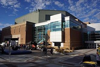 Verizon Center (Mankato, Minnesota) - Image: Verizon Wireless Center